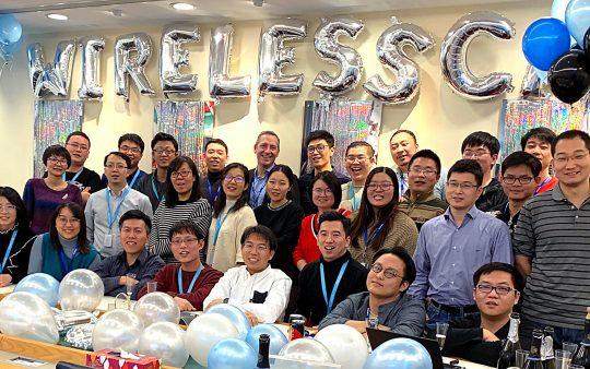 WirelessCar China celebration